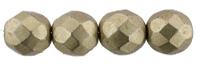 De glazen Fire Polished beads worden veel gebruikt in sieraden patronen en zijn te koop bij kralenwinkel Limited Edition in Den Haag in de kleur 08A05.