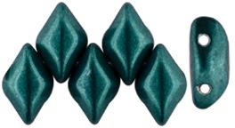De Gemduo kraal van Matubo is erg leuk om te gebruiken in patroontjes en is te koop bij kralenwinkel Limited Edition in Den Haag in de kleur 07B04.