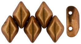 De Gemduo kraal van Matubo is erg leuk om te gebruiken in patroontjes en is te koop bij kralenwinkel Limited Edition in Den Haag in de kleur 07B05.