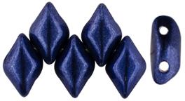De Gemduo kraal van Matubo is erg leuk om te gebruiken in patroontjes en is te koop bij kralenwinkel Limited Edition in Den Haag in de kleur 07B07.