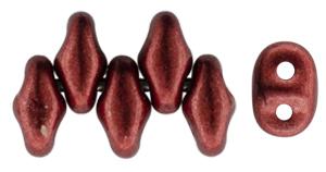 De SuperDuo glaskraal word veel gebruikt in sieraad patronen en is te koop bij kralenwinkel Limited Edition in Den Haag in de kleur 07b10.