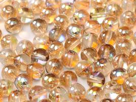 Deze ronde glaskralen worden vaak gebruikt in armband of ketting patronen en zijn te koop bij kralen winkel Limited Edition in Den Haag in de kleur 00030-98532.