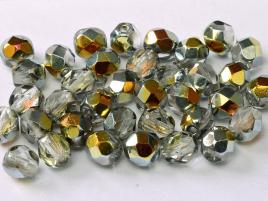 De glazen Fire Polished 3mm beads worden veel gebruikt in sieraden patronen en zijn te koop bij kralenwinkel Limited Edition in Den Haag in de kleur 00030/28001.