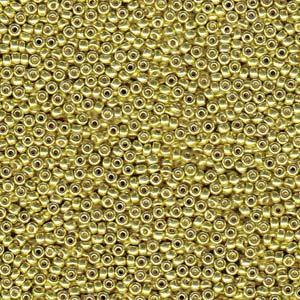 De rocaille seed bead van het Japanse merk Miyuki is te koop bij kralenwinkel Limited Edition in Den Haag in de maat 06-4205.