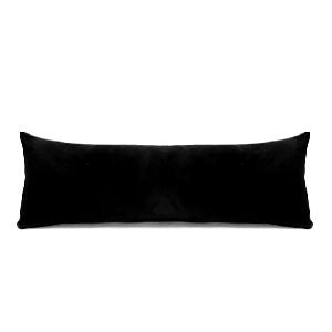 Op dit kussentje kun je je sieraden mooi bewaren of tentoonstellen en is te koop bij kralenwinkel Limited Edition in Den Haag in de kleur zacht fluweel zwart.