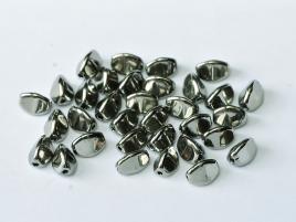 De pinch bead glas kraal kan gebruikt worden in sieraad patronen en is te koop bij kralenwinkel Limited Edition in Den Haag in de kleur 00030-27400.