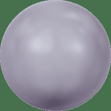 Deze glasparel van 6mm van Swarovski is te koop bij kralenwinkel Limited Edition in Den Haag in de kleur Crystal Mauve Pearl.