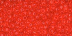 Deze TOHO rocaille 11/0 is te koop bij kralenwinkel Limited Edition in Den Haag in de kleur TR-11-5.