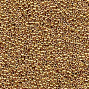 De rocaille seed bead van het Japanse merk Miyuki is te koop bij kralenwinkel Limited Edition in Den Haag in de maat 06-4202.