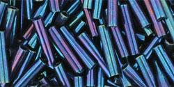 De glaskraal Bugle 9mm van het Japanse merk TOHO is te koop bij kralenwinkel Limited Edition in Den Haag in de kleur TB-03-82.