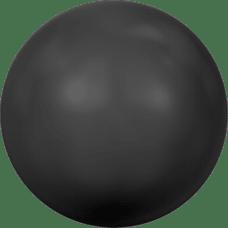 Deze glasparel van 10mm van Swarovski is te koop bij kralenwinkel Limited Edition in Den Haag in de kleur Crystal Mystic Black Pearl.