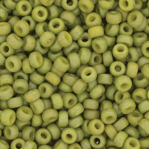 De rocaille seed bead van het Japanse merk Miyuki is te koop bij kralenwinkel Limited Edition in Den Haag in de maat 06-4697.
