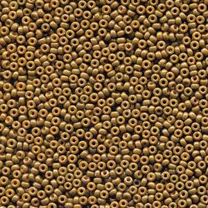 De rocaille seed bead van het Japanse merk Miyuki is te koop bij kralenwinkel Limited Edition in Den Haag in de maat 11-4492.