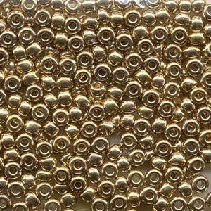 De rocaille seed bead van het Japanse merk Miyuki is te koop bij kralenwinkel Limited Edition in Den Haag in de maat 06-0193.