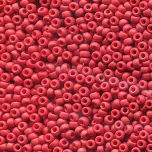 De rocaille seed bead van het Japanse merk Miyuki is te koop bij kralenwinkel Limited Edition in Den Haag in de maat 06-2040.