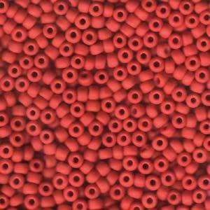 De rocaille seed bead van het Japanse merk Miyuki is te koop bij kralenwinkel Limited Edition in Den Haag in de maat 06-0408F.