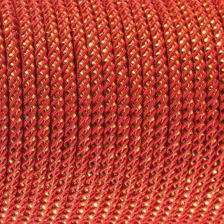 Dit polyesterkoord kan gebruikt worden om armbandjes of kettingen te maken en is te koop bij kralenwinkel LImited Edition.